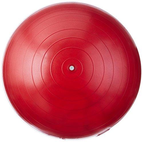 Gymnastikball, Sitzball 45 cm, berstsicher und mit Pumpe - 2