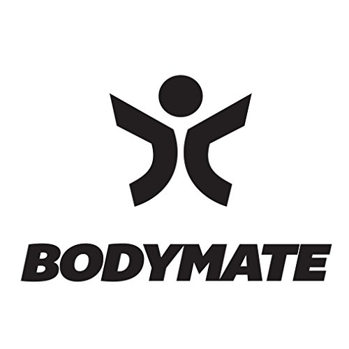 BODYMATE Gymnastikball / Fitnessball - BLAU 65cm - Premium Yoga-Ball für Yoga & Pilates Core-Training inkl. Luftpumpe - Belastbar bis 300kg, Verfügbar in den Größen 55, 65, 75, 85-cm - 8