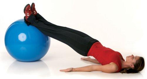TOGU Gymnastikball My-Ball 55 cm Blau - 3