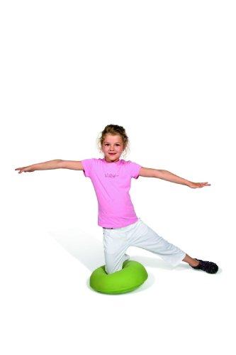 TOPSTAR Drehhocker Sitness Junior Half Ball, grün - 6