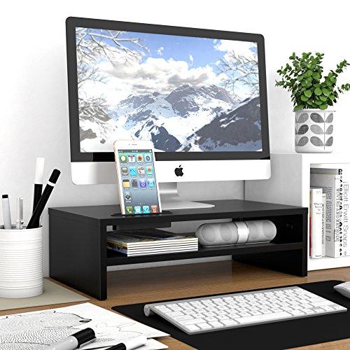 1home Bildschirmständer Notebooktisch Notebookständer Laptopständer Computertisch - 2